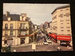 Nevers Avenue De La Gare Cpm - Nevers