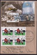 Argentina - 2003- Lettre - Sports - Rugby - Briefe U. Dokumente
