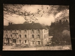 Saint Honoré Les Bains L Hôtel Hardy A L Entrée Du Parc - Saint-Honoré-les-Bains