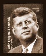 USA, 2017 Scott #5175, John F. Kennedy,  Forever, Single, MNH, VF - Unused Stamps