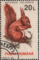 Roumanie Poste Obl Yv:4094/4103 Animaux Divers (TB Cachet Rond) - 1948-.... Republiken