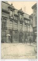 51 CHALONS-SUR-MARNE. Musée Et Bibliothèque Rue Orteuil - Châlons-sur-Marne