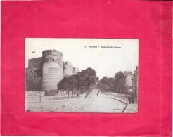 ANGERS - 49 -  Le Boulevard Du Chateau - DELC8 - - Angers
