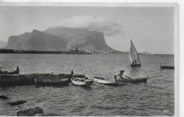 AK 0147  Palermo - Monte Pellegrino Um 1937 - Palermo