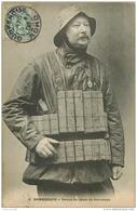 59 DUNKERQUE. Patron Du Canot De Sauvetage 1906. Métiers De La Mer - Dunkerque