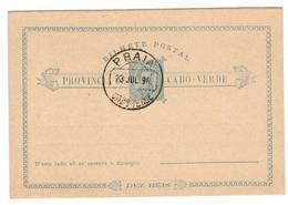 13504 - ENTIER - Cap Vert