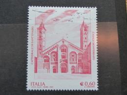 *ITALIA* USATI 2007 - CATTEDRALE SANT'EVASIO - SASSONE 2938 - LUSSO/FIOR DI STAMPA - 6. 1946-.. Repubblica