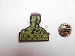 Beau Pin's , Cinéma , Film Terminator 2 , James Cameron ,  Arnold Schwarzenegger - Cinéma
