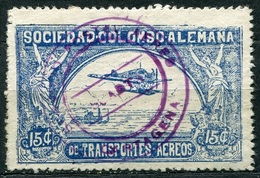 Kolumbien SCADTA Nr.2       O  Used                (001) - Kolumbien