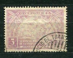 Kolumbien SCADTA Nr.58       O  Used                (024) - Kolumbien