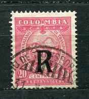 Kolumbien SCADTA Nr.60       O  Used                (025) - Kolumbien