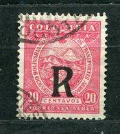 Kolumbien SCADTA Nr.60       O  Used                (026) - Colombia