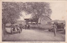 03 -- Allier -- Ferrières Sur Sichon -- Glozel-Restauration -- A L'Homme Des Cavernes -- Ses Poulets-cocotte - Ses Vins - France