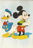 TOPOLINO E PAPERINO - SERIE 121/5   (699) - Disney
