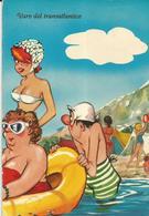 CARTOLINA UMORISTICA: MARE    (701) - Humor