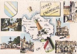 Troyes En Champagne - Troyes