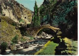 Valls D'Andorra Andorre N°52 La Massana Pont De St Antoni éditions Valenti Claverol - Andorra