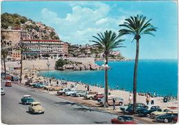 Nice: SIMCA ARONDE, CITROËN DS, BMW 600, VW KARMANN GHIA, RENAULT FRÉGATE, DAUPHINE, PANHARD DYNA, PEUGEOT 403, 203 - Voitures De Tourisme