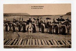 - CPA Le Maroc Illustré - La Cavalerie Du Sultan (belle Animation) - Photo Schmitt - - Non Classés