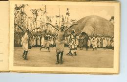 16 CP Ruanda Urundi Danses Ed. Jos Dardenne 2 Carnets Série 2 F & 2 F Bis. Vers 1930 Ethnographie Rwanda Burundi - Ruanda-Urundi