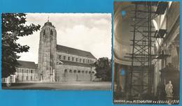 (G031) BONNE-ESPERANCE - La Basilique - Restauration De 1930 - Estinnes