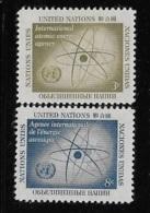 United Nations UN 1958 International Atomic Energy Agency MNH - Ungebraucht