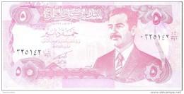 Iraq - Pick 80 - 5 Dinars 1992 - Unc - Iraq