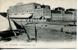 N°69466 -cpa Le Havre -l'Hôtel Frascati- - Le Havre