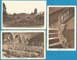 (G033) BONNE-ESPERANCE - Jardin Botanique, Réfectoire, Escalier Du XVIII - Estinnes