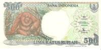 Indonesia - Pick 128 - 500 Rupiah 1992 - Unc - Indonesia