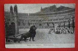 ITALIA - ROMA , CIRCO MASSIMO - ``ULTIMA PREGHIERA`` - Colisée