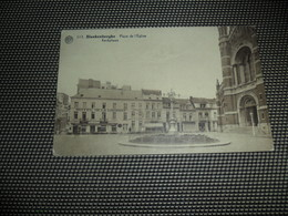 Blankenberge  Place De L' Eglise  Kerkplaats - Blankenberge