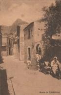 CP 1923 STRADA IN TAORMINA - Altre Città