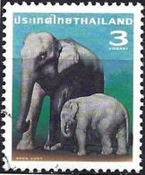 Thailand 2003 - Asian Elephant ( Mi 2219 - YT 2084 ) - Thaïlande