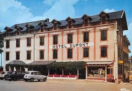 Castelnau-Magnoac - L'Hôtel Dupont - Tabac-Journaux - 4L - Castelnau Magnoac