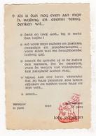 Devotie - Priesterwijding EH Lode St. Martin (Kortrijk 1923-2014) / Roeselare 1949 / Pastoor Dadizele - Santini