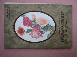 Magnifique CATALOGUE 1928/29 LEVAVASSEUR   ORLEANS 148 Pages 17X25 Comme Neuf - B. Plantes Fleuries & Fleurs
