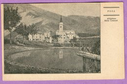 Italie Vicence Foza Altiplano Sette Comuni  - Carte Ecrite 1918 - - Vicenza