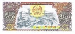 Laos - Pick 31 - 500 Kip 1988 - Unc - Laos
