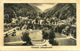 Lillafured (Hungary, Ungheria) Udvozlet Lillafuredrol, Partial View, Vue, Ansicht, Scorcio Panoramico - Ungheria