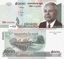 Cambodia 2007 - 5000 Riels - Pick 55 UNC - Cambodia