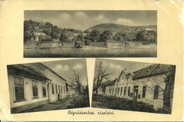 Veroce (Hungary, Ungheria) Nogradverocei Reszletek, Views, Vues, Vedute E Scorci Panoramici - Ungheria