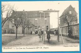 (G036) BOECHOUT (Bouchout-lez-Lierre) - Cour Du Pensionnat De Mme M. SLEGTEN - Lier