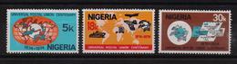 Nigeria 1974, Complete Set, MNH. Cv 8 Euro - Nigeria (1961-...)