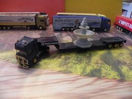 Camion Scania - Paulaner - 1/87 - Sans Boite - Echelle 1:87