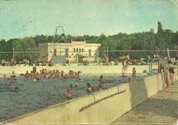 Hajduszoboszlo (Hungary, Ungheria) Strandfurdo, Strandbad, Swimming Pool, Piscina - Ungheria