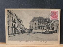 82/756 CP  POUR LA BELG.  OBL. CAPELLEN 1919 - Lettres & Documents