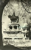 Budapest (Hungary, Ungheria) Halaszbastya Reszlet A Szent Istvan Szborral, Monumento Nel Castello Di Buda - Ungheria