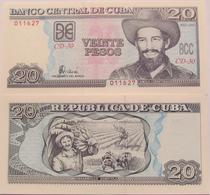 Cuba 2002 - 20 Pesos - Pick 118d UNC - Cuba