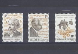 1979 Nr 1951-53** Muziek, Postfris Zonder Scharnier. - Belgique